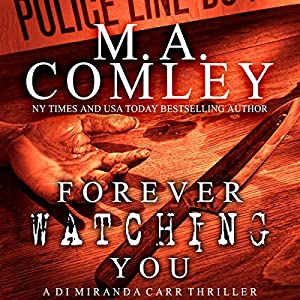 Forever Watching You Audiobook