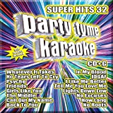 Super Hits 32 [16-song CD+G]