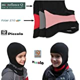 KIDS CHILDREN UNDER HELMET THERMAL BIKE SKI WARM FLEECE BALACLAVA Piccolo