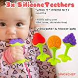 SAVOYCHEF 9-in-1 Feeding Set, Includes:Silicone
