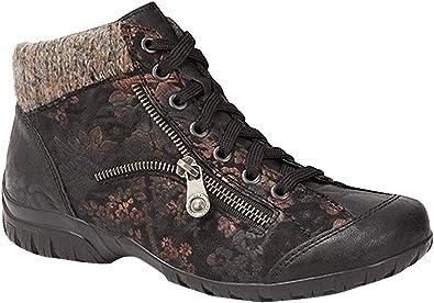 Rieker L4631, Bottines Femme: : Chaussures et Sacs