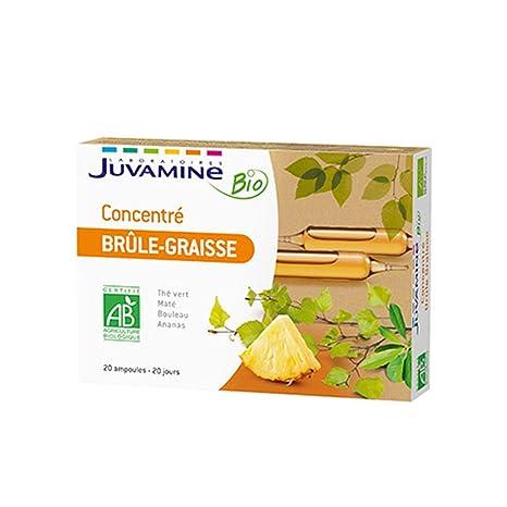 Programme minceur brûle graisse Juvamine - Boite de 30 gélules