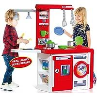 Cocina Infantil Molto Kitchen con lámpara