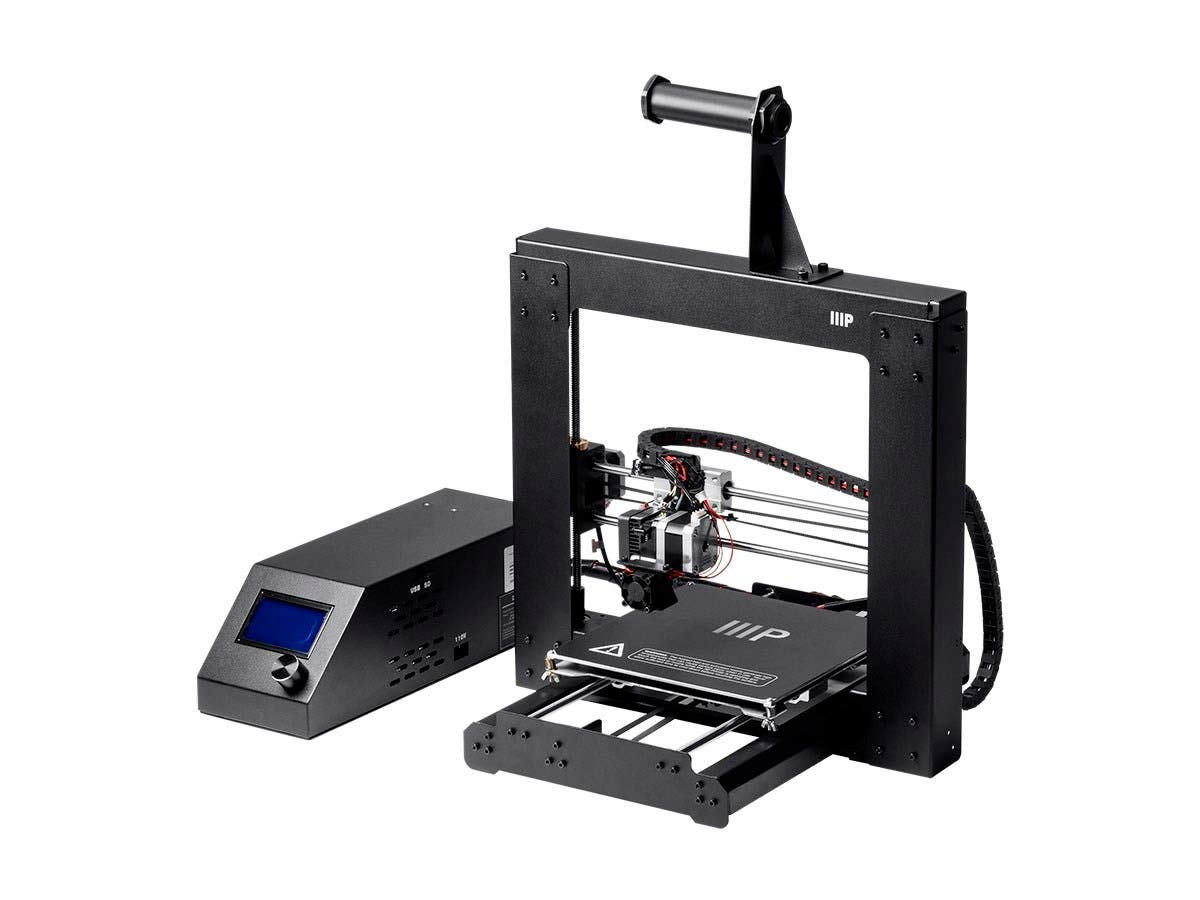 Impresora 3D Monoprice Maker Select V2 ¿La mejor opción?
