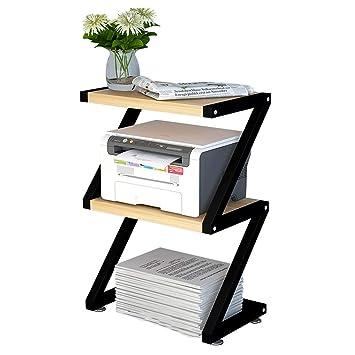 Amazon.com: Estante para impresora de varias capas en el ...