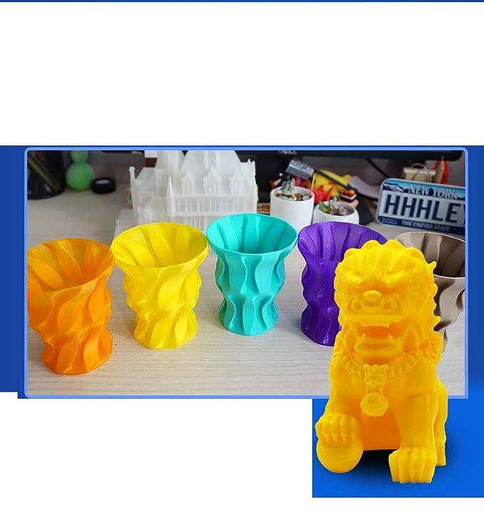 3 suministros de impresora materias primas PLA suministros peso ...