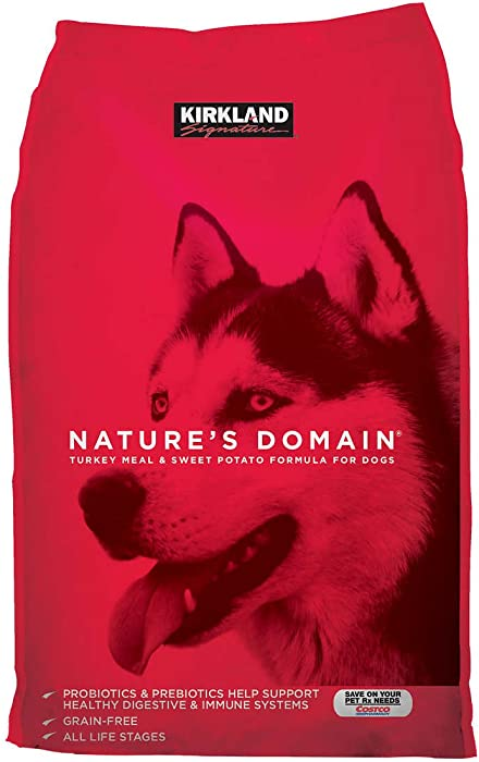 Top 9 Natures Domain Pet Food