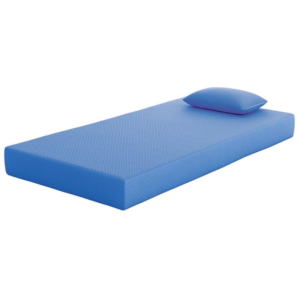 Ashley Furniture Signature Design - iKidz Children's Mattress and Pillow Set
