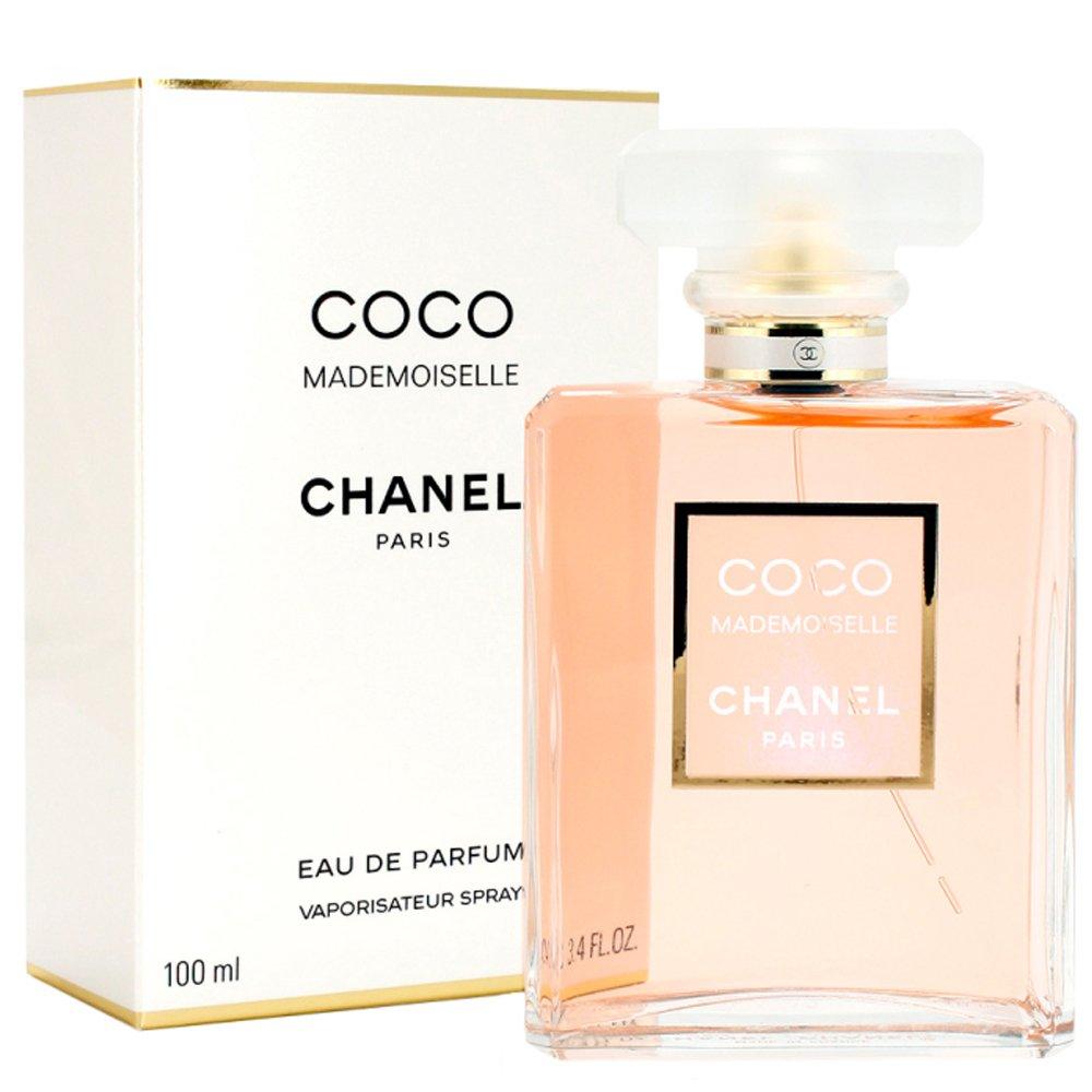 Chânel Coco Mademoiselle Eau De Parfum Spray for Woman, EDP 3.4 Ounces 100 ML