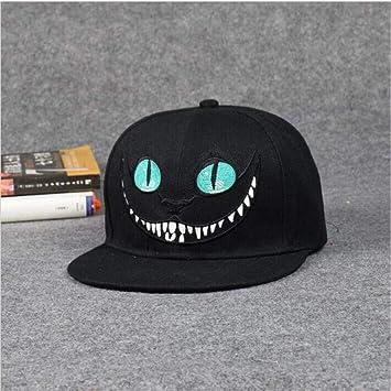 TRGFB Gorra de béisbol Gorra de béisbol Snapback Cheshire Cat ...