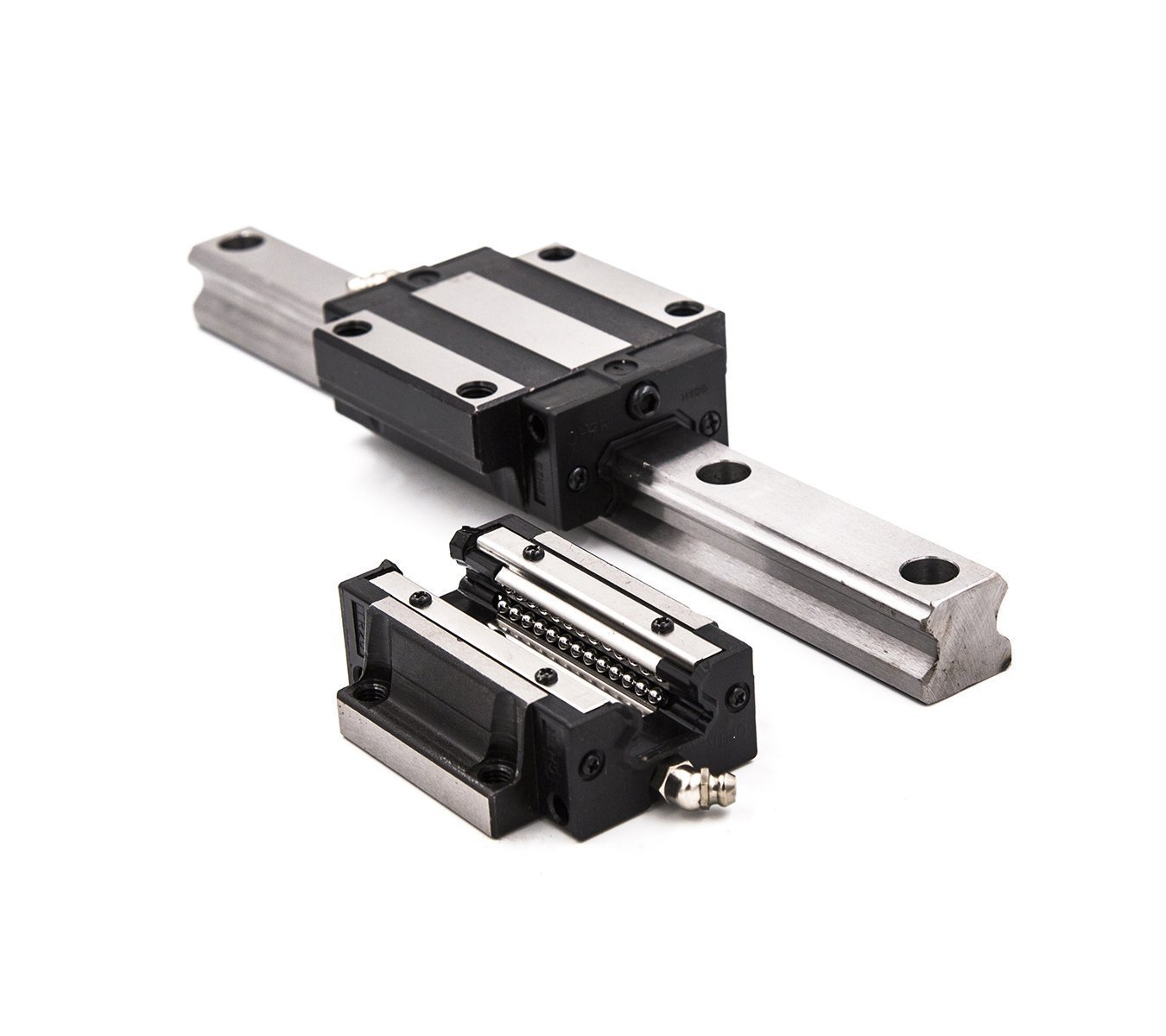 Linear Ball Bearings Slide Block Aluminum Alloy Liner Slide Block Sliding Accurate Sliding Parts scs25uu