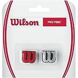 Wilson(ウイルソン) テニス 振動止め PRO FEEL (プロフィール) 2個入り