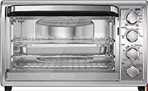 Black and Decker 9 Slice Convection Toaster Oven