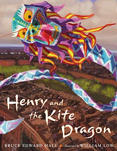 Henry & The Kite Dragon by Philomel