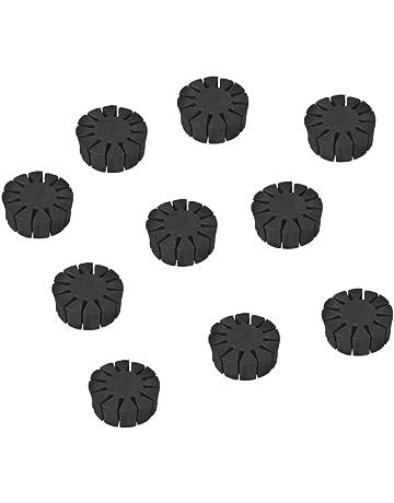 43a8eff49dc86 MagiDeal 10pcs Eva Espuma 12 Flechas Separador Rack Titular Conjunto  Accesorios de Tiro