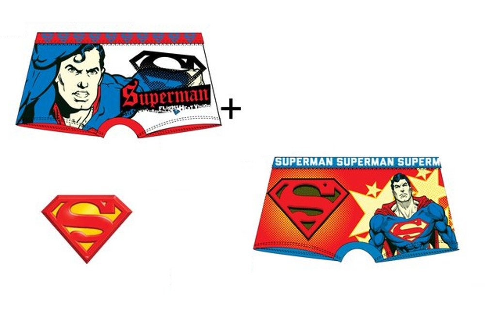Official Boys Paw Patrol,Spiderman, Power Rangers 2& 3 PACK Boxer Shorts Underwear Generic