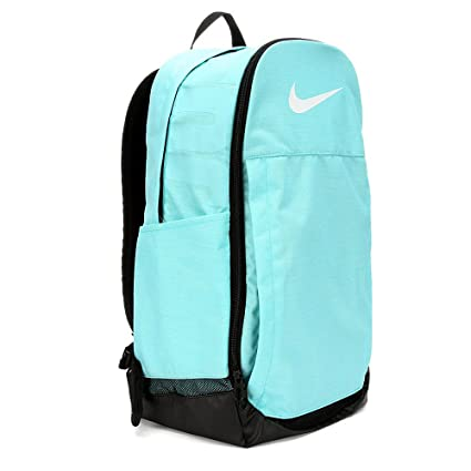 Nike Brasilia Training Backpack X-Large (Light Aqua Black White) 80e95b8f4