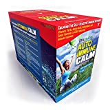 Cheap AutoImmune Calm Powder Packets, Thyroid Support Supplement, Immune System Booster For Lupus, Rheumatoid Arthritis And Adrenal Support, 30 Day Supply