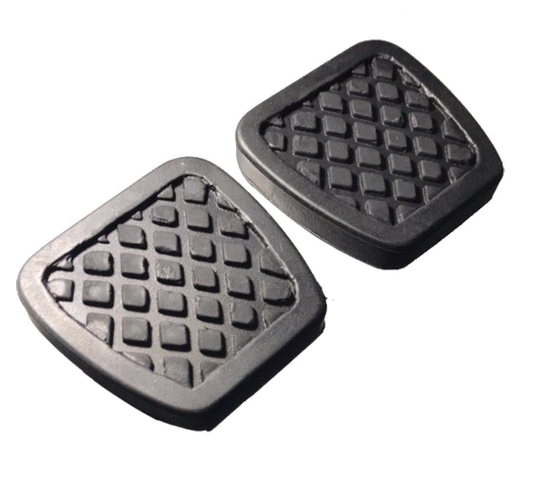 Ihave 2 x freno de embrague Pedal Pad Covers para Honda Civic del sol CRX Integra 46545-sh3 - 000: Amazon.es: Coche y moto