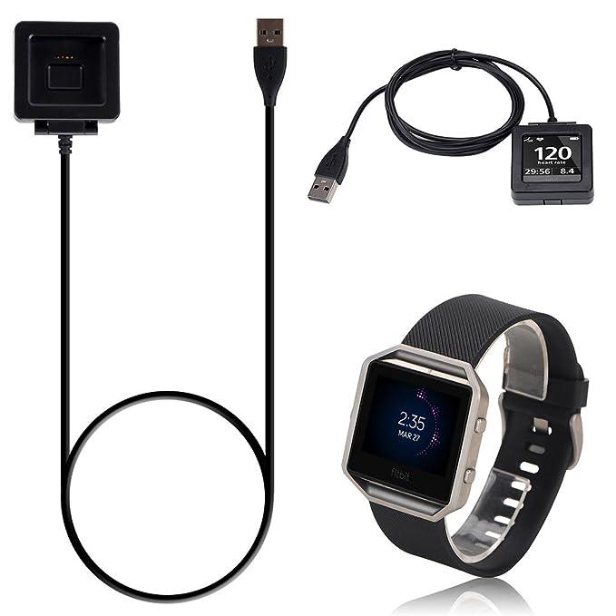Fitbit Blaze Cargador + Fitbit Blaze accesorios Classic ...