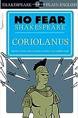 Coriolanus (No Fear Shakespeare) Paperback