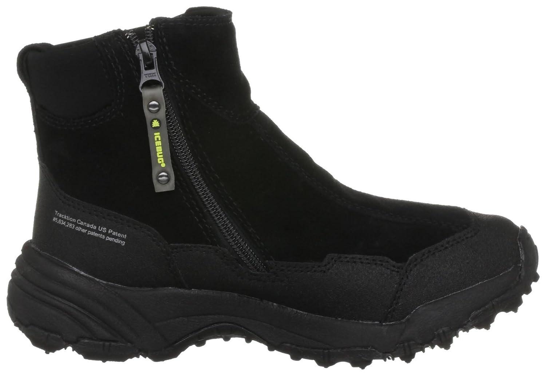 Icebug Women's Metro BUGrip Studded Traction Winter Boot B0052VYO3G 10 B(M) US|Black