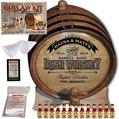 Personalized Outlaw Kit (Irish Whiskey)