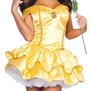 Adult Sexy belle costume