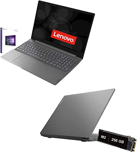 "Notebook Pc Lenovo portatile amd A4-3020E fino a 2,6 Ghz Display 15,6"" Hd,Ram 8Gb Ddr4,Ssd 256 Gb M2 ,Hdmi,USB 3.0,Wifi,Bluetooth,Webcam,Windows 10 Pro,Open Office,Antivirus"