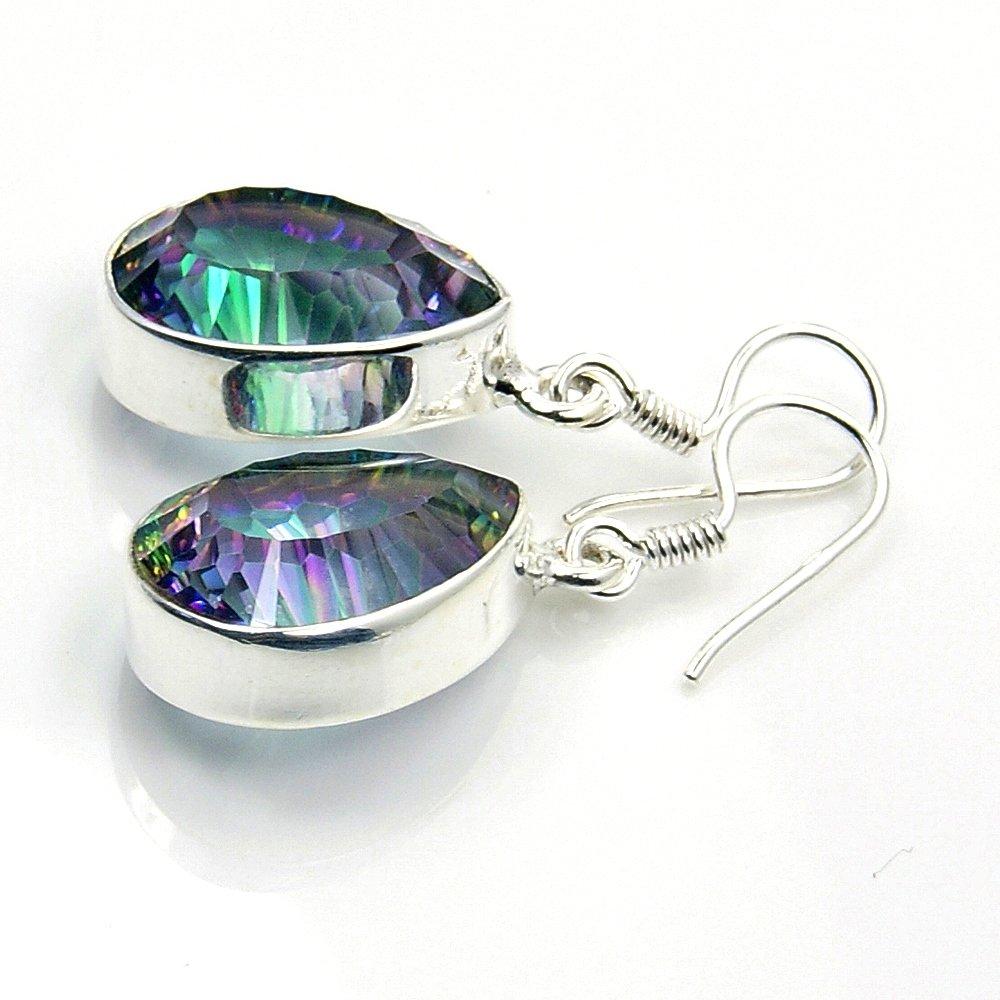 Lavari – 1.50 Ct Heart Purple Amethyst Diamond Sterling Silver Pendant 18