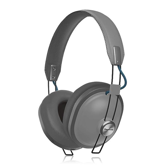 Amazon.com: Panasonic - Auriculares inalámbricos retro con ...