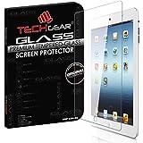 Techgear®–Pellicola salvaschermo per Apple iPad 4, iPad 3e iPad 2in vetro Edition in vetro temprato di