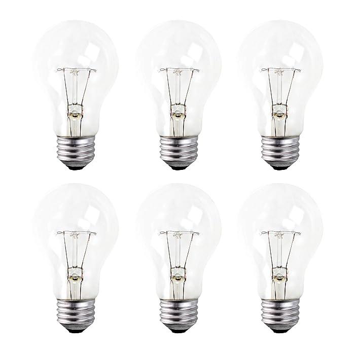 The Best Incandescent 40 Watt A19 Bulbs Ge