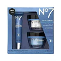 No7 Lift & Luminate Triple Action Skincare System