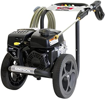 SIMPSON Cleaning MS60763-S MegaShot Gas Pressure Washer Powered