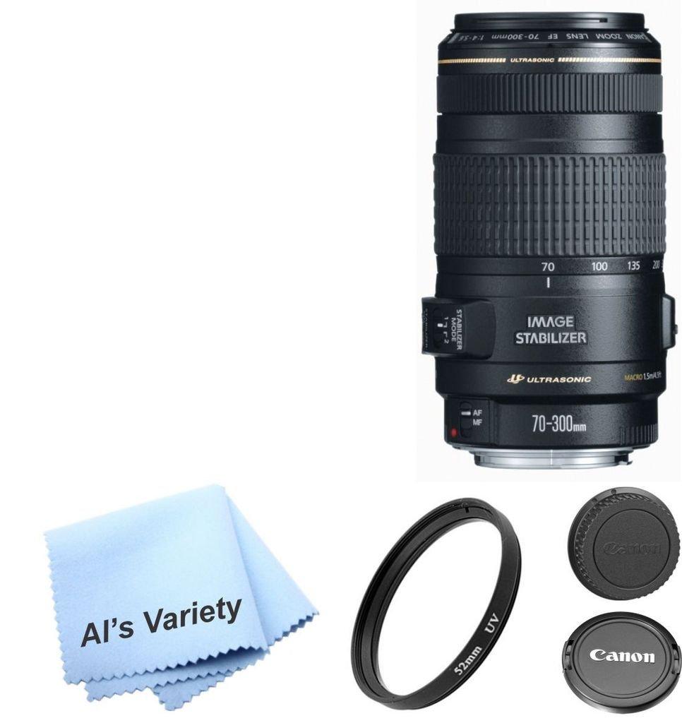 Canon EF 70 – 300 mm f / 4 – 5.6 is USMレンズbundle-国際モデル   B00ZQ0W3AO
