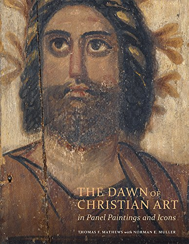 Classical Panel - The Dawn of Christian Art in Panel Paintings and Icons