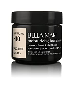 Bella Mari Natural Moisturizing Foundation