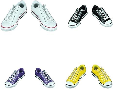 1//6 Scale Men/'s Rubber Canvas Shoes Sports Sneakers 12/'/' Action Figure Accessory