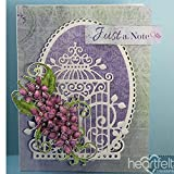Heartfelt Creations 3D Lush Lilac Shaping