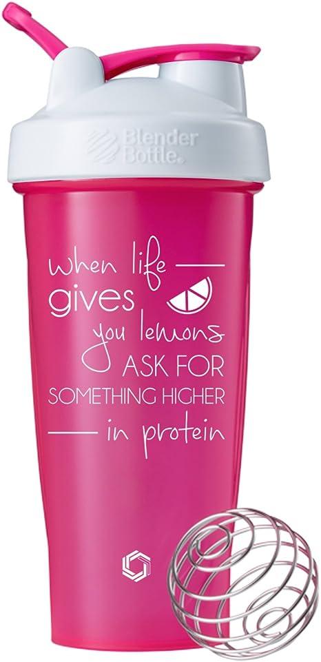Cuando la vida te da limones, ask para algo más alto en Proteína ...