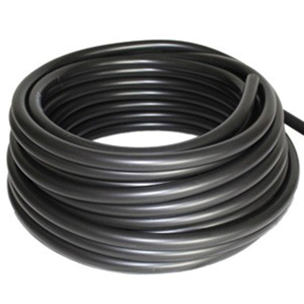 Patriot Weighted Black Vinyl Aeration Tubing .375'' x 25' by Patriot