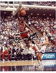 Michael Jordan Signed Autographed 8x10 Inch Photo Print
