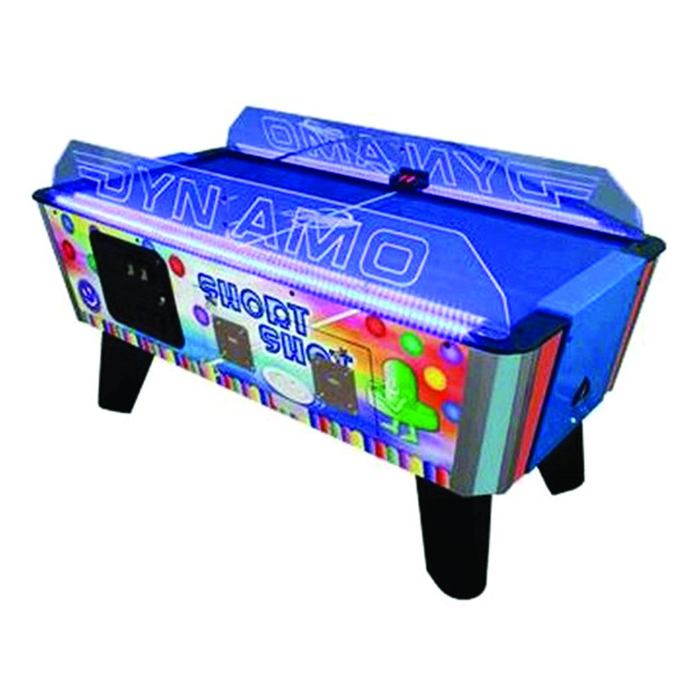 Dynamo Short Shot Coin Op Air Hockey Tickets by Valley-Dynamo