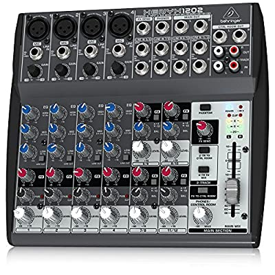 Behringer Xenyx 1202 from Behringer USA