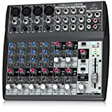 Behringer Xenyx 1202 Premium 12-Input 2-Bus Mixer With Xenyx Mic Preamps And British