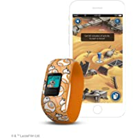 Garmin vivofit jr2, Stretchy, BB-8