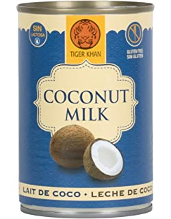 Tiger Khan Leche de Coco - 400 ml