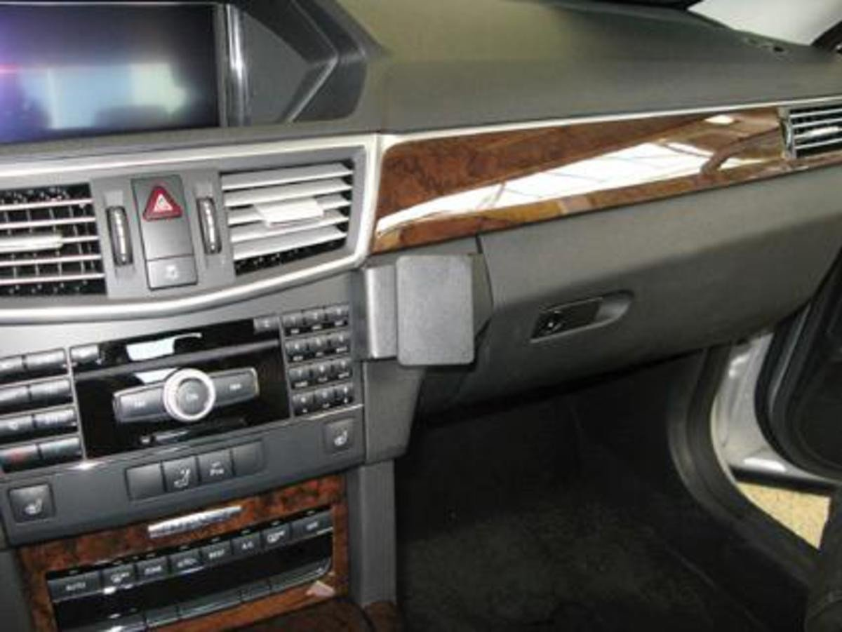 para Europa, /ángulo de montaje Brodit ProClip Stationwagon 10-14 200-430 Kit de coche para Benz E-Class