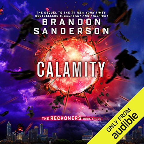 Pdf Science Fiction Calamity: The Reckoners, Book 3